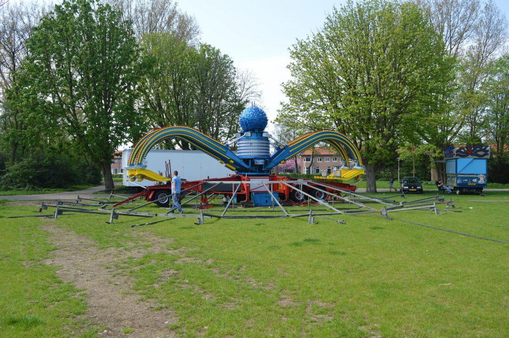 Burgemeester In 't Veldpark